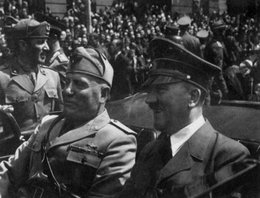 close relationship between hitler and mussolini You mean dictators have multiple ways to control people  strong direction for  the future  benito mussolini's fascist  relations with government officials.