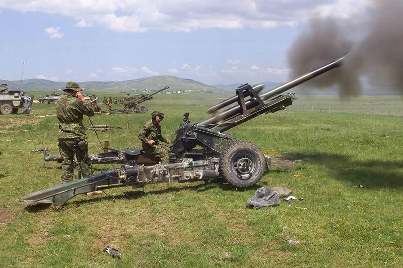 مدفعية جديدة خفيفة الوزن Lg1