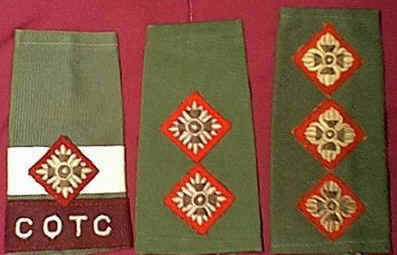 Rank & Appointment Insignia