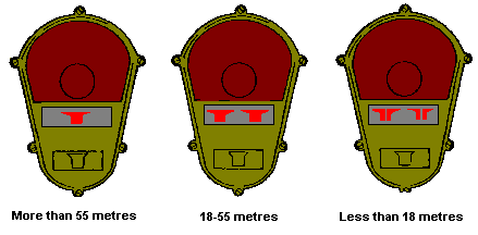 Marker Lights, As Used On The Iltis.